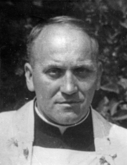 Ks. Stanisław Dyśkowski